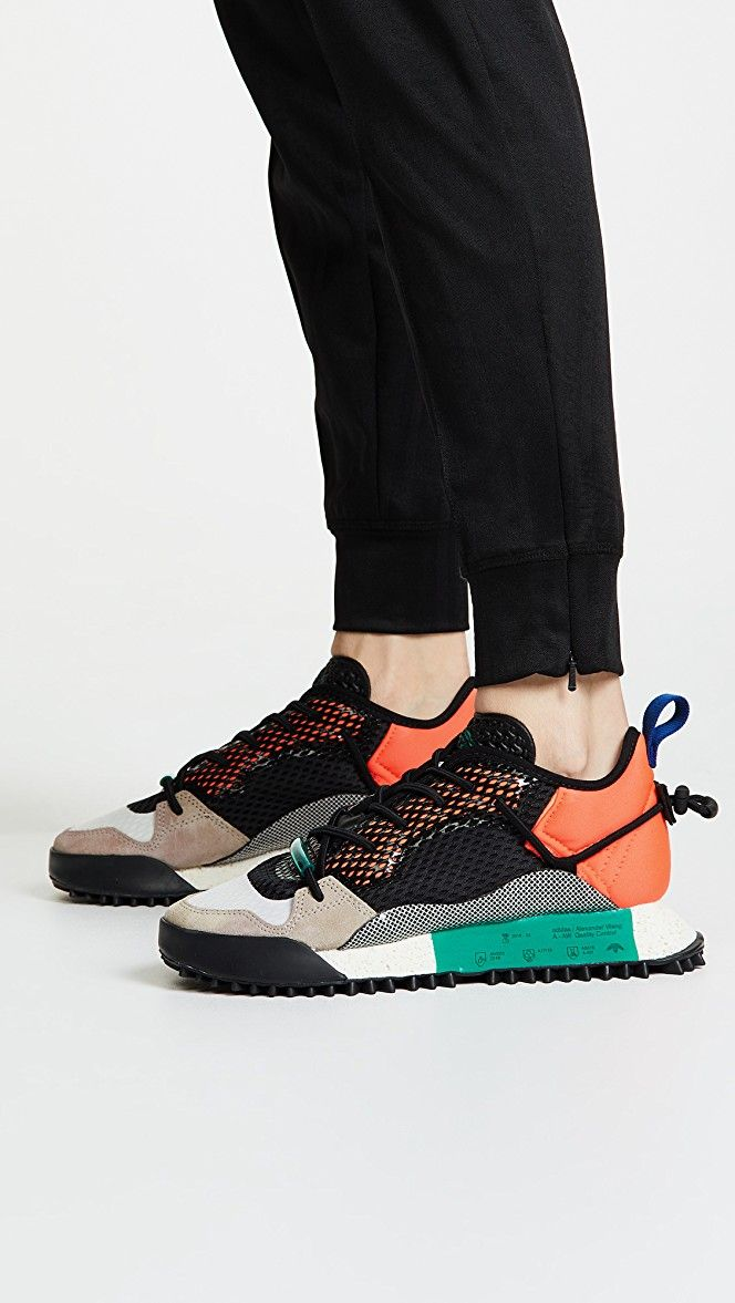 de primera categoría de nuevo Migración  adidas Originals by Alexander Wang AW Reissue Run Sneakers   Sneakers,  Adidas originals, Athletic fashion