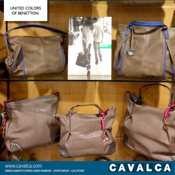 Nuova collezione #borse #Benetton  #Cavalca #Arcisate #pelletteria #accessori #moda