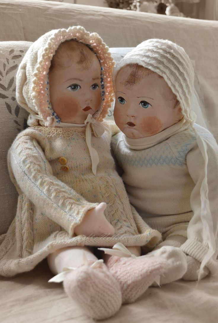 saampjes **Hand made dolls by Nelleke Hoffland**