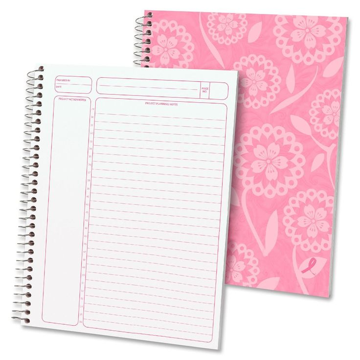 Perfect Chords And Lyrics Pink: Ampad Project Planner