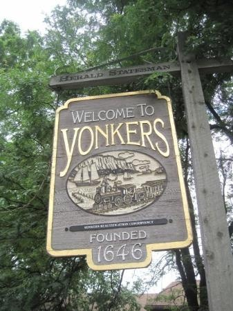 Welcome to Yonkers