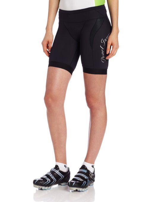 Pearl Izumi Elite In-R-Cool Tri Damen Triathlon Hose kurz schwarz 2013: Amazon.de: Sport & Freizeit