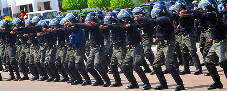 After five years of no recruitment police begin process
