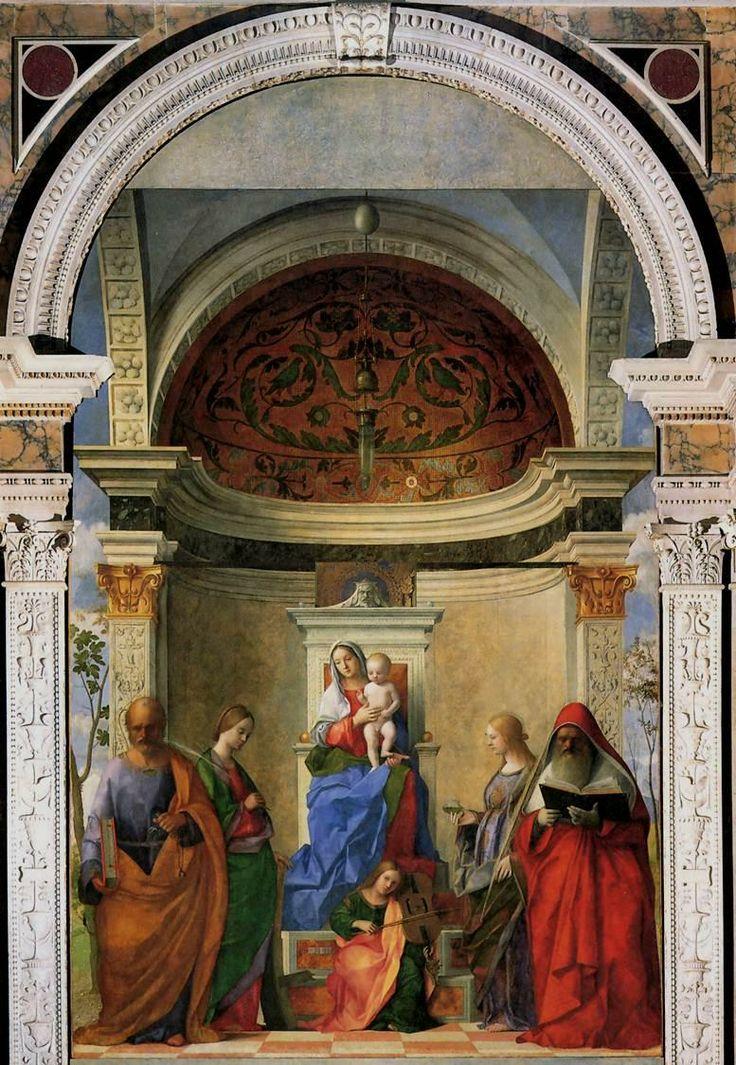 9 Best Art Giovani Bellini Painter Images On Pinterest