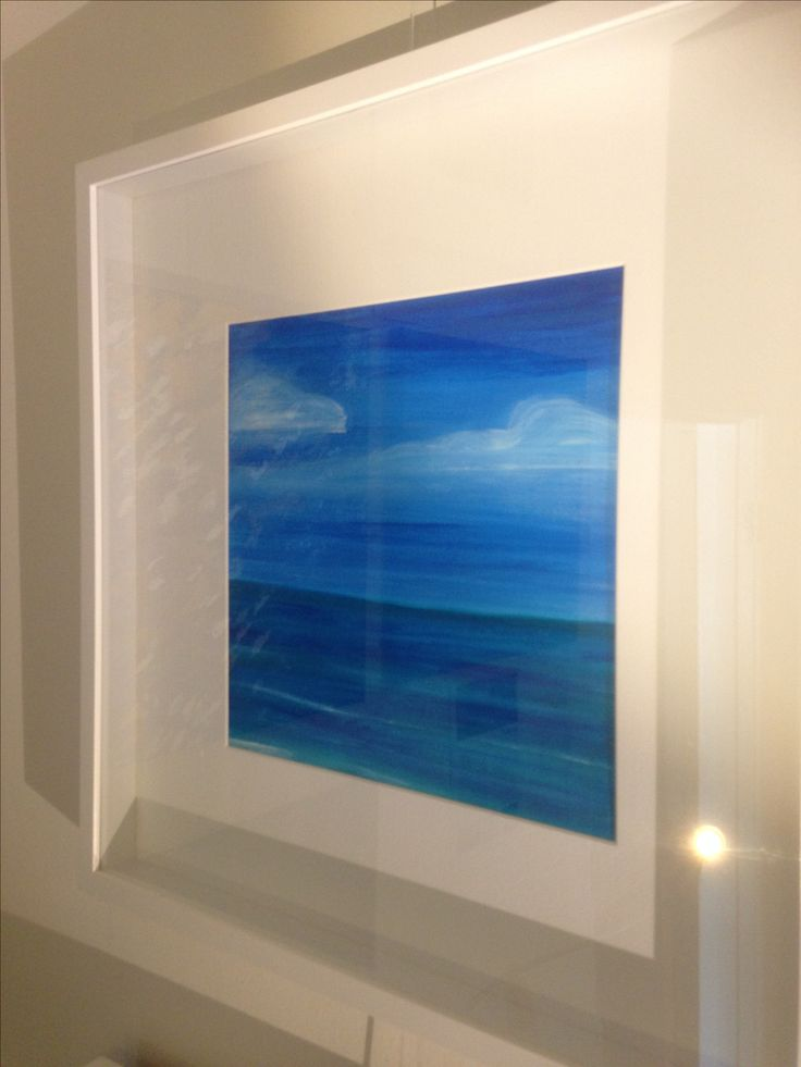 A - example of framed art 1.2