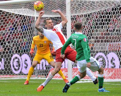 UEFA Euro 2016 Qualifying (Poland vs Ireland) Copyright B&O Press Photo.