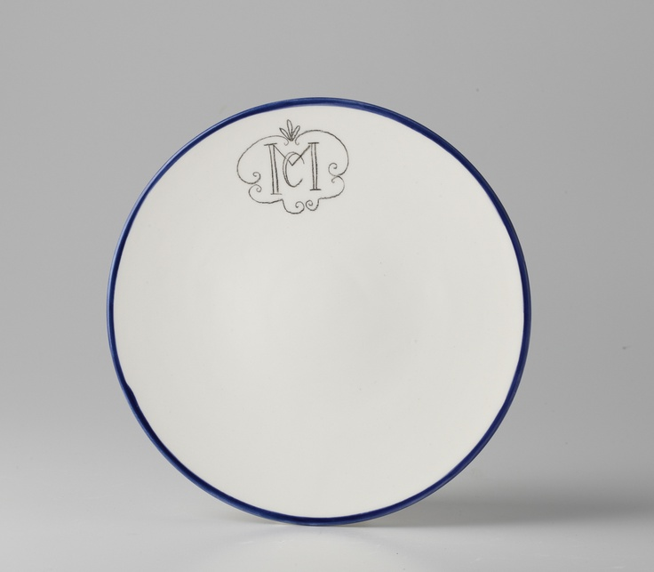 The Merchants Cafe Dinner Plate