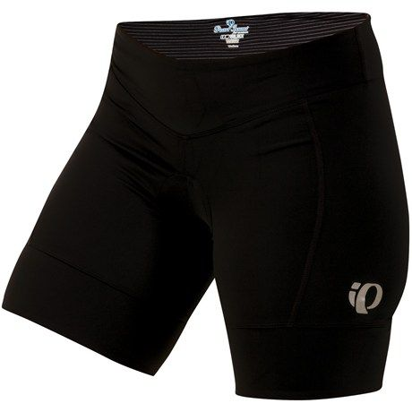 Pearl Izumi Ultrastar Cycling Shorts (For Women) in Black/Black
