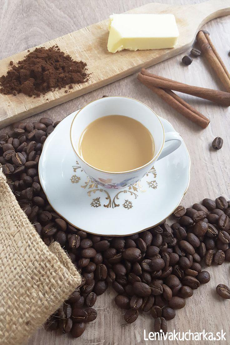 Nepriestrelná káva (bulletproof coffee)