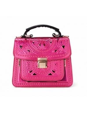 JAYAPRADA Push Lock Bag @Gail Regan Truax://www.shopjessicabuurman.com