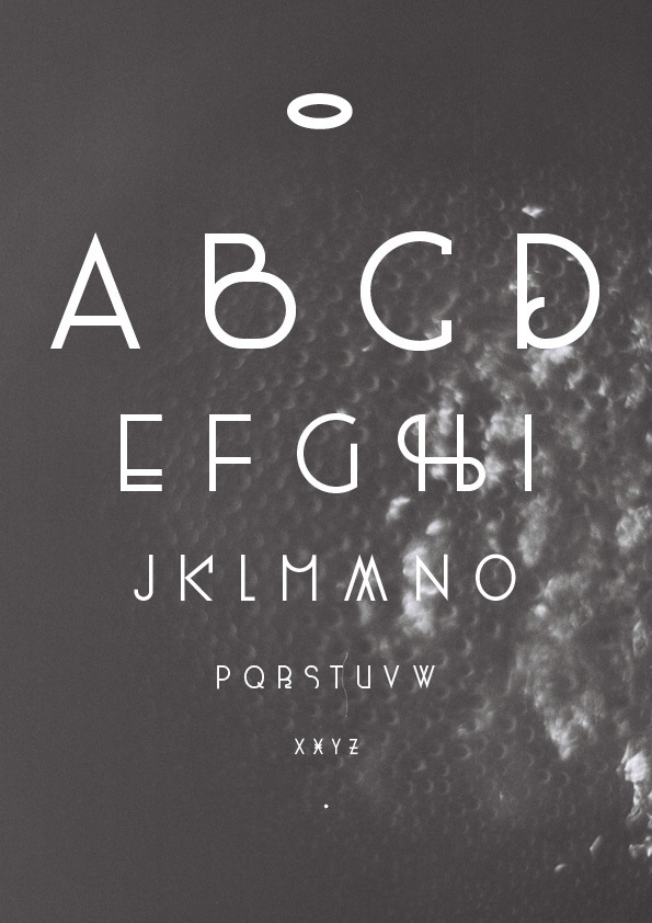 400ml Type Free Font By Marco Terre Via Behance Paper