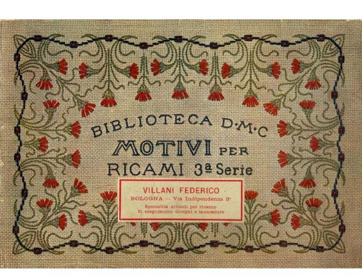 Motivi per Ricami 3a Serie-book antiquepatternlibrary.org http://www.cs.arizona.edu/patterns/weaving/books/motivi2.pdf