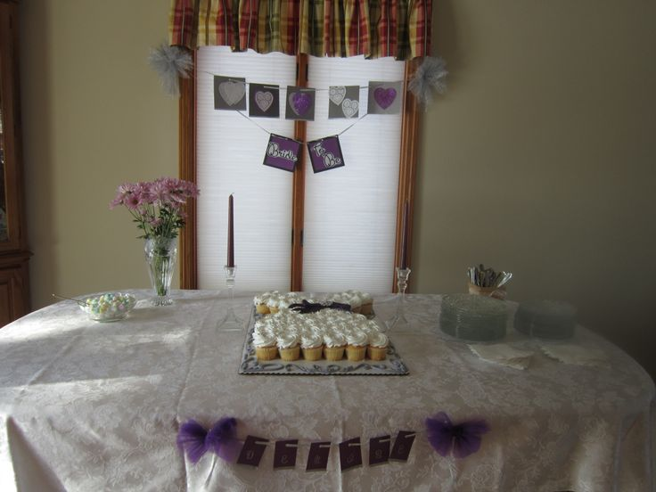 Homemade decorations bridal shower pinterest for Homemade decorations