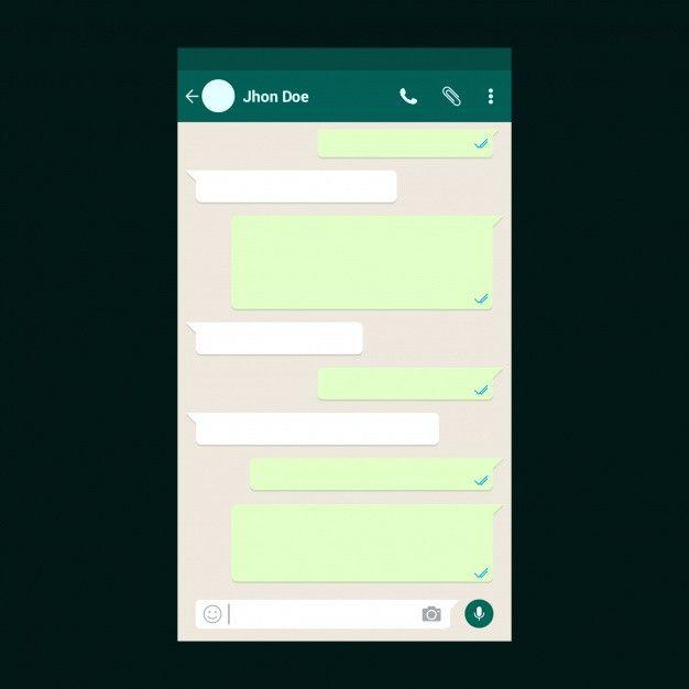 Whatsapp Chat Vorlage In 2020 Vorlagen Meme Vorlage Whatsapp Kostenlos