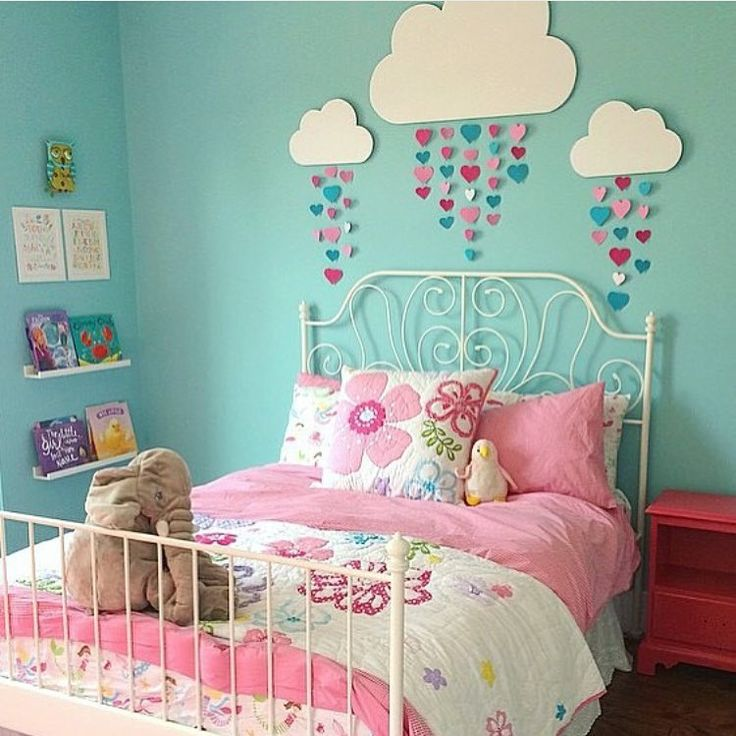 "6,934 curtidas, 190 comentários - Decor For Kids® | Home Decor (@decor_for_kids) no Instagram: ""This is adorable☁️💙💖 Tagged to us by @tieranbrynn"""