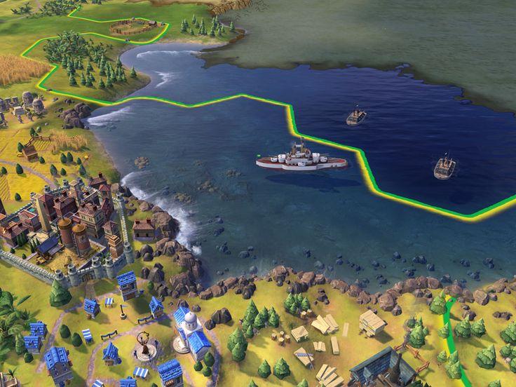 Llega la nueva entrega de la saga Civilization   Sid Meier's Civilization VI es la nueva entrega de la galardonada saga Civilization, que ha vendido más de 33 millones de unidades en tod... http://sientemendoza.com/2016/11/21/llega-la-nueva-entrega-de-la-saga-civilization/