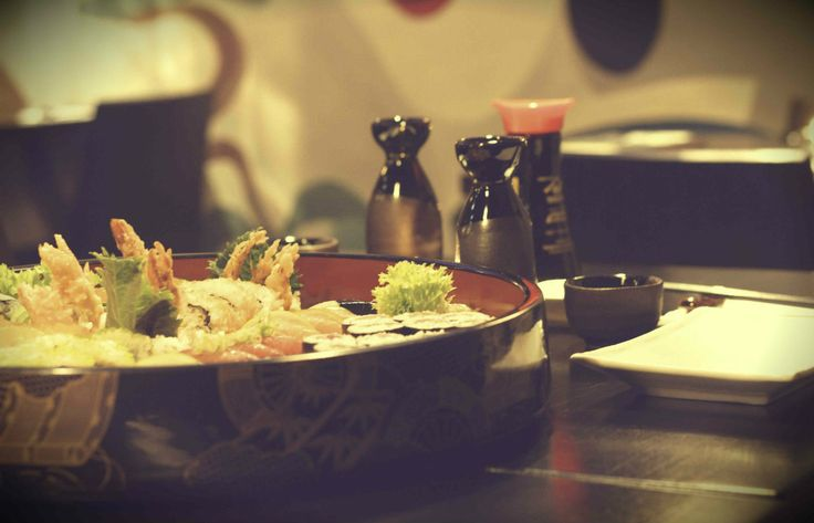 NOH RESTAURANT | Sushi & Sake at its best in Den Haag