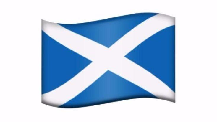 Scottish flag: Long-awaited emoji set to debut in 2017.