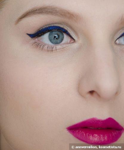 Новогодний макияж с двумя акцентами — Отзывы о косметике — Косметиста
