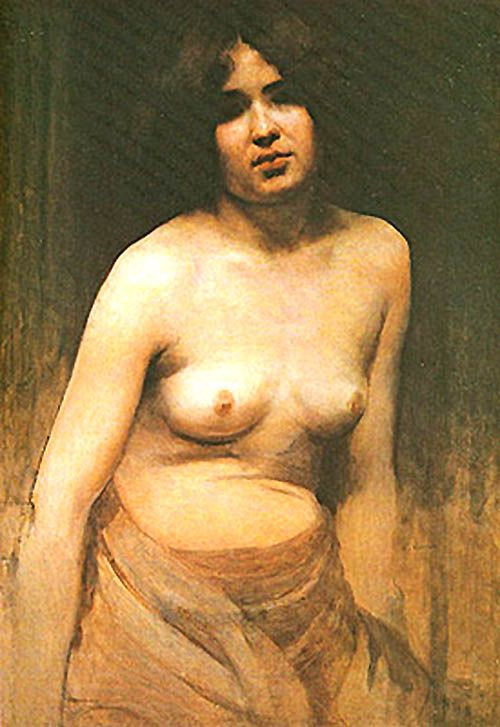 Artes do A'Uwe: Obras de Eliseu Visconti