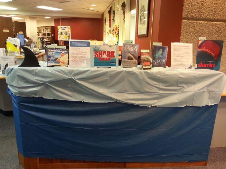 Shark Week! Danville Public Library - VA