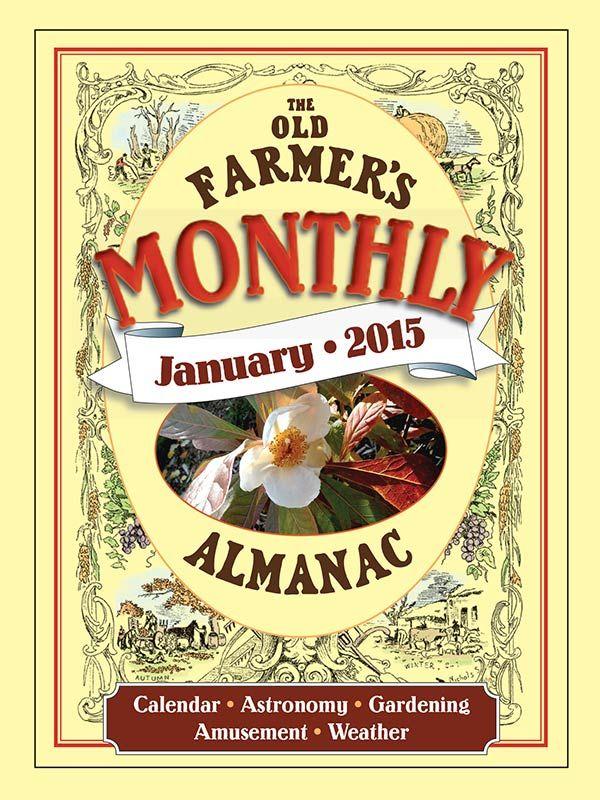 The Old Farmer 39 S Almanac Digital Magazine January