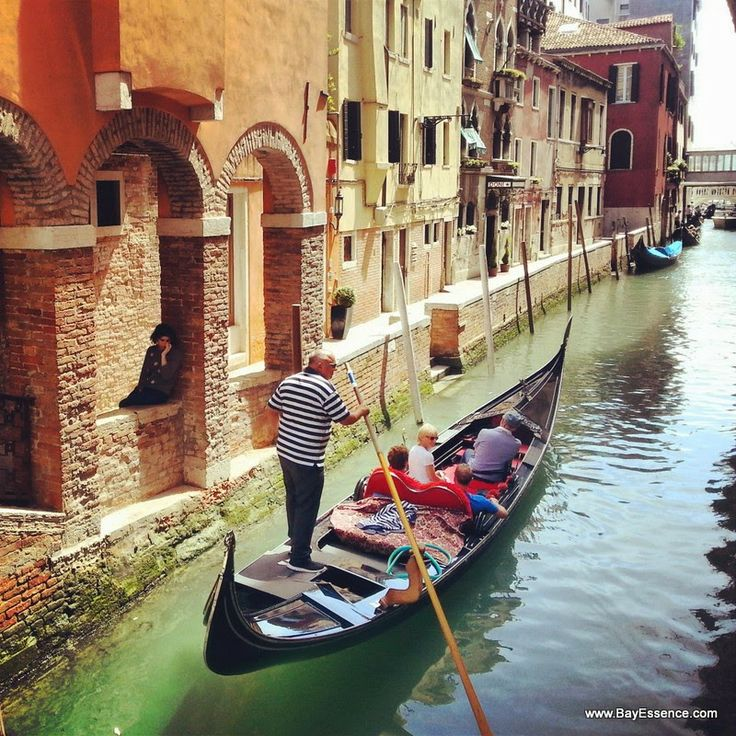 Venecia, Italia: Luna de Miel   Bay Essence