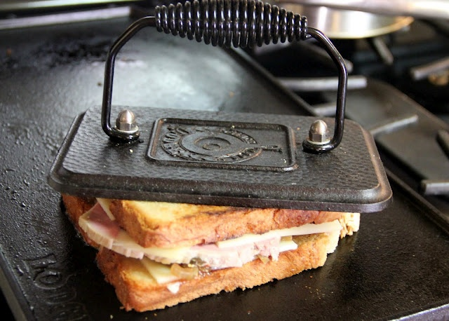 Very Guinness Corned Beef Grilled Cheese | Blog Recipes | Pinterest
