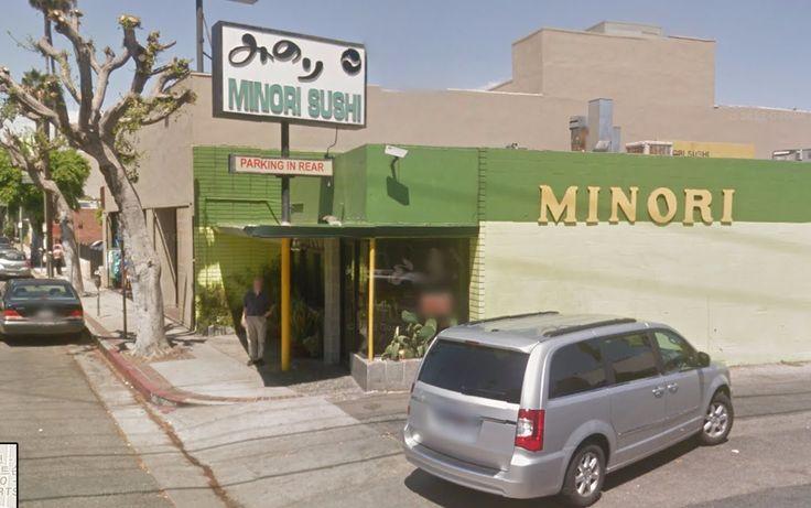 041호점 : MINORI SUSHI RESTAURANT(미국)