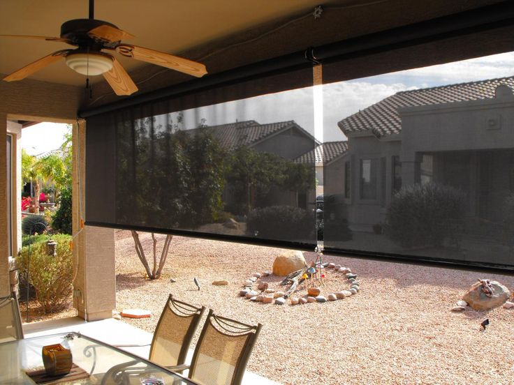 Awesome Patio Roll Up Shades Walmart | PATIO ROLL DOWN SHADES PHOENIX, ARIZONA.