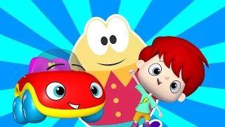 #HumptyDumpty from #TOTOMEE #BabyToonz sing-along #KidsSongs brings a #preschoolrhyme in a classic way.