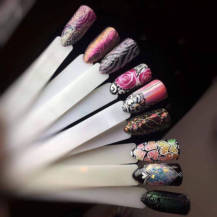 A co powiecie na kolorowe inspiracje od Ani Leśniewskiej Indigo Educator 💙💪🌸 #indigonails #indigolicious #amazingnails #wonderfulnails #hotnails #sexynails #wownails #deliciousnails #paznokcie #pazury #lovelynails #wownails #whitenails #effectnails #loveyourself #nail #nails #nailspa #pazury #homespa #amazingnails #colourfulnails #gorgeousnails #obsessionnails #nudenails #greynails #goodmorning #goodday