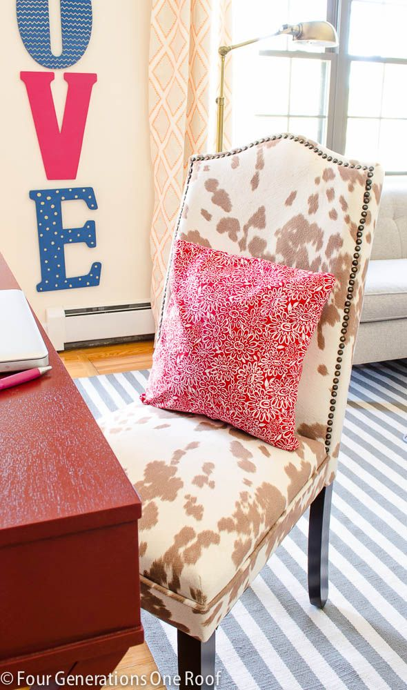 117 best Animal Print Chairs and Sofas images on Pinterest | Cowhide ...