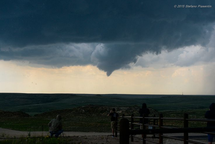 Avventure a caccia di temporali nelle grandi pianure americane
