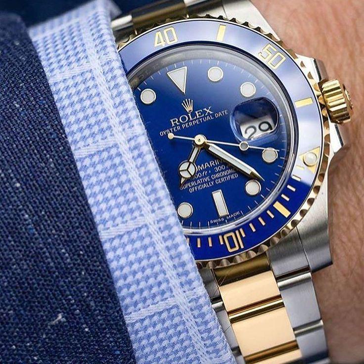 Double tap if you like Rolex. I just did Picture by: @loevhagen @dailywatch #rolex #blue #watchesofinstagram #luxury #wristporn #rolexholics #goodlife #watchaddict #deluxe #watchoftheday #tudor #highend #expensive #clear #watchcollector #watchshot #rolexero #dailywatch #watchfam #money #thewatchgallery #rolexwatch #rolexmania #submariner #rolexdiver #pure #beautiful by purerolex #rolex #submariner
