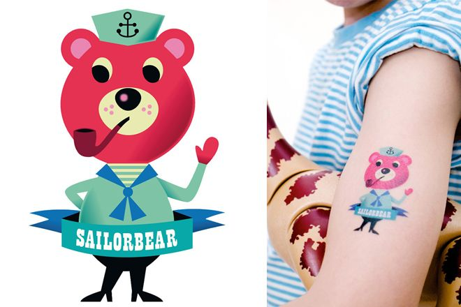 1000 ideas about tattoos children on pinterest kid for Temporary tattoos kids