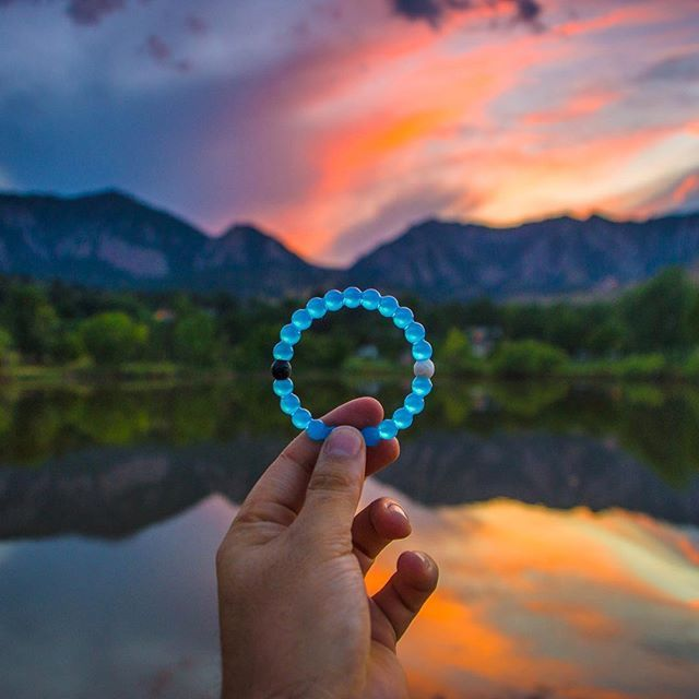 Only a few more hours left to purchase the Water Lokai!  Don't miss out! Head to the link in our bio to support now!  @davie8thebaby