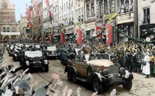 Danzig, September 1939