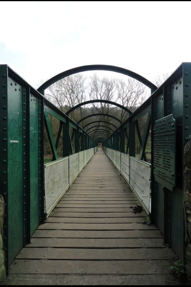 Green Bridge, Baildon, Thackley, West Yorkshire, England