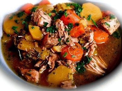 A 5-star recipe for Irish Stew made in the crock pot made ...