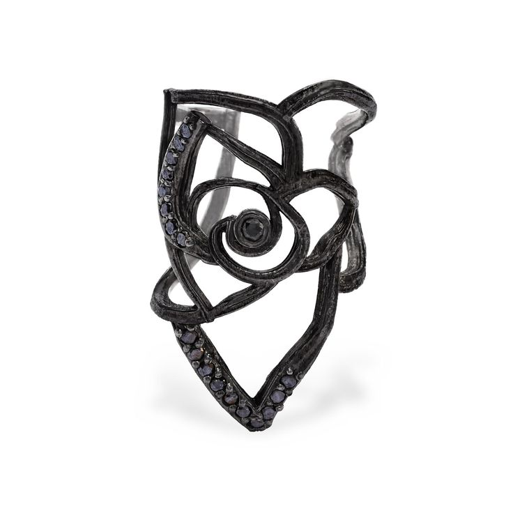 GABRIELLE ROSE TATTOO EAR CUFF