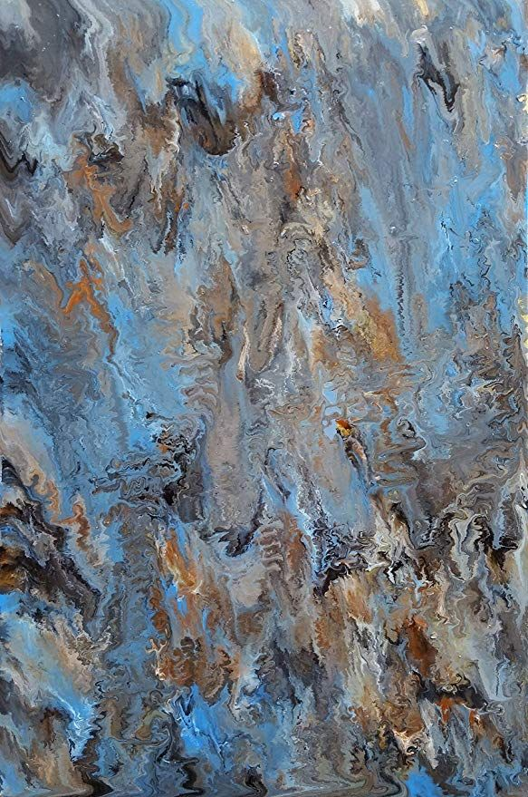 Link Goes To Amazon Blue Marble 24 X 36 In In 2020 With Images Abstract Expressionism Painting Painting Large Abstract