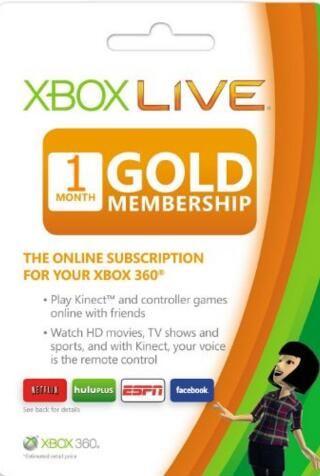 Xbox Live 1 Month Gold Membership (JP),Scdkey.com
