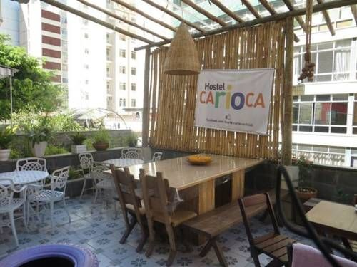 Hostel Carioca - Rua Lacerda Coutinho n 29 - Copacabana, RJ.