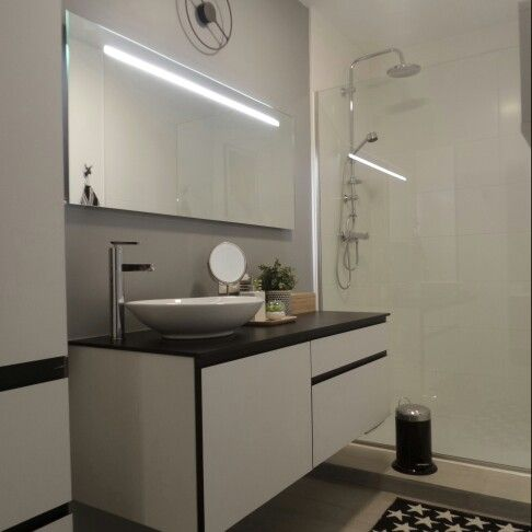 Bathroom #lineablackbykvik #stelton #dearhead