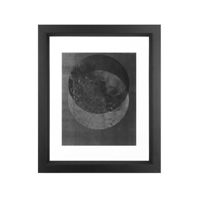 If you can't get enough of one moon every night, two should satisfy you. This lunar print takes stargazing to a whole new level. Instead of craning your head out the window, allow these moons to whisk ...  Find the Two Moons Art Print, as seen in the #Mysteriously Modern Collection at http://dotandbo.com/collections/mysteriouslymodern?utm_source=pinterest&utm_medium=organic&db_sku=102257