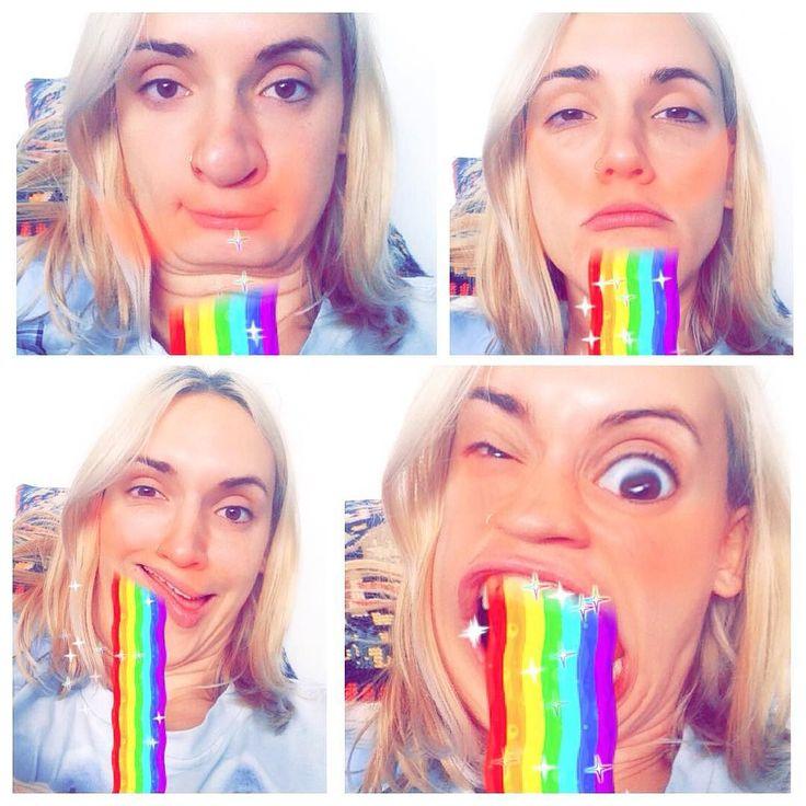 Merci Snapchat. Compte: natoostories by natoogram