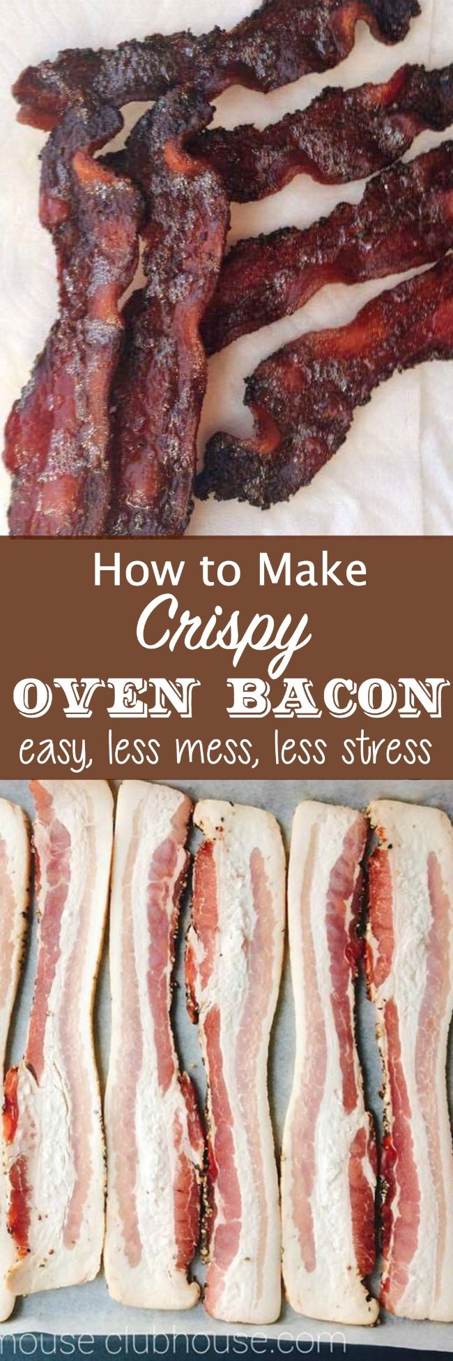 How to cook Prefect, crispy bacon in the oven. oven bacon, oven bacon recipes, oven bacon crispy, oven bacon perfect