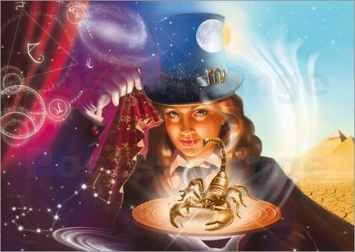 Tanja Doronina - zodiac signs scorpion