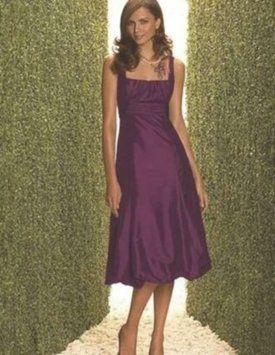 Dessy Purple Dessy 2060.blackberry.....4 L Dress $59